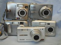 ' 5 x Kodak ' Kodak Digital Camera x 5 -From Shop Closure- £24.99